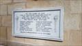 Image for Memorial Tablet - St John the Divine - Colston Bassett, Nottinghamshire