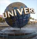 Image for Universal Studios Globe - City Walk - Orlando, Florida, USA.