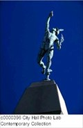 Image for Planet Mercury & Winged Mercury - Rochester, NY