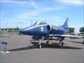 Image for Douglas A-4C Skyhawk - AMC, McClellan, CA