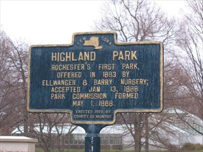Rochester Ny First Park First Of Its Kind On
