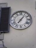Image for Arciconfraternita della Misericordia Clock - Florence, Italy