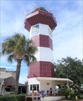 Image for Harbour Town Lighthouse - Look Out Tower - Hilton Head Island, South Carolina, USA.