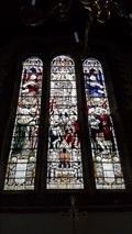 Image for Stained Glass Windows - St John the Baptist - Somersham, Cambridgeshire