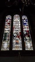 Image for Stained Glass Windows - St John the Baptist - Somersham, Cambridgeshire