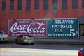 Image for Restored Old Coca-Cola Sign - Rogers AR