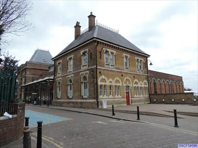 Sydenham Anerley 1 Penge West Railway Station Photo LB/&SCR. Norwood Line