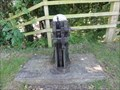 Image for Trent & Mersey Canal Towpath Flood Control Sluice  Gate - Rode Heath, UK