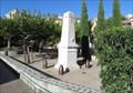 Image for Monument aux Morts - Le Castellet, France