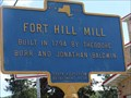 Image for Fort Hill Mill - Oxford, NY