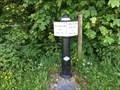 Image for Trent & Mersey Canal Milepost - Marston, UK
