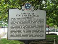 Image for Capitol of State of Franklin - 1C 70 - Greeneville, TN