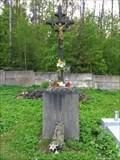 Image for Central Cross on Lhota-Žilina Cemetery, Czechia