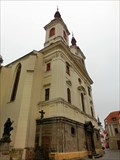 Image for The Church of the Assumption of the Virgin Mary, Zatec, Czech Republic