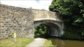 Image for Arch Bridge 136 On The Leeds Liverpool Canal – Brierfield, UK