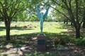 Image for Spirit of Flight, (sculpture) - Denison, TX