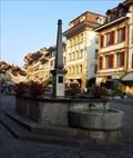 Image for Mittlerer Brunnen Hauptgasse - Murten, FR, Switzerland