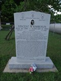 Image for Vincent A. Kimberlin Memorial - Healdton, OK
