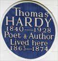 Image for Thomas Hardy - Westbourne Park Villas, London, UK