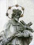 Image for St. John of Nepomuk, St. Anthony of Padua, St. Aloysius Gonzaga - Mysliborice, Czech Republic