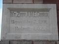 Image for 1902 - Mount Zion African Methodist Episcopal Church - Jacksonville, FL