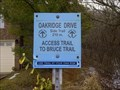 Image for Bruce Trail - Oakridge Drive Access Trail - Stoney Creek, ON