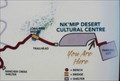 Image for You Are Here -  Nk'Mip Desert Cultural Centre - Osoyoos, British Columbia