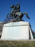 Image for Andrew Jackson Statue - Washington, DC