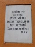 Image for Josef Šterba, Anežka Trousílková & 3 neznámí - Praha 4