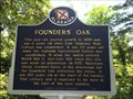 Image for Founders' Oak - Auburn, AL