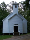 Image for Cades Cove Missionary Baptist Church - Great Smoky Mountains National Park, TN