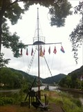 Image for Flag Pole - Bad Ems - Rheinland-Pfalz [Germany]