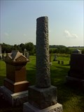 Image for Cattanagh - Saint Andrews Round Church Cemetery - Dalhousie Mills, Ontario, Canada