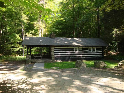 Cabin No  11 - Worlds End State Park Family Cabin District