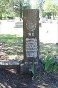 Image for Artie L. Cumbie - Black Jack Cemetery - Henderson County, TX
