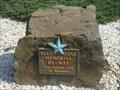 Image for Somerset Street Blue Star Highway Marker  -  Watchung, NJ