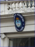 Image for Argentinian Embassy - Brook Street, London, UK
