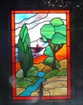Image for The Tripp Family Crypt Stained Glass Window - Warrenton, VA USA