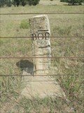 Image for BOD Marker on 370th Avenue - Ellis County, KS