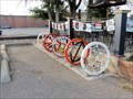 Image for Sports-Themed Bicycle Racks - Loveland, CO