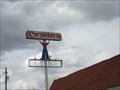 Image for Carpeteria Genie sign - Reno, NV
