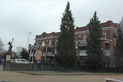 Rusher Hotel Brinkley Ar U S National Register Of Historic Places On Waymarking