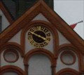 Image for Uhr an der Kirche St. Peter - Sinzig, RLP, Germany