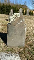 Image for Jessee Maxwell ~ New Providence Presbyterian Cemetery ~ Surgoinsville, TN.