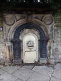 Image for Old Drinking Fountain - Darlington, England.