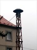 Image for Venkovní varovná siréna - Sazená, Czechia