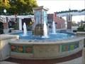 Image for Citrus Fountain - Winter Garden, Florida, USA.