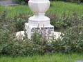 Image for John Bunyan Sundial - Garden of Remembrance, Mill Street, Bedford, UK