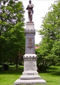 Image for James B. Edgerly Memorial Park  Civil War Monument  -  Farmington, NH