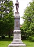 Image for James B. Edgerly Memorial Park  Civil War Monument  -  Farmington, NH